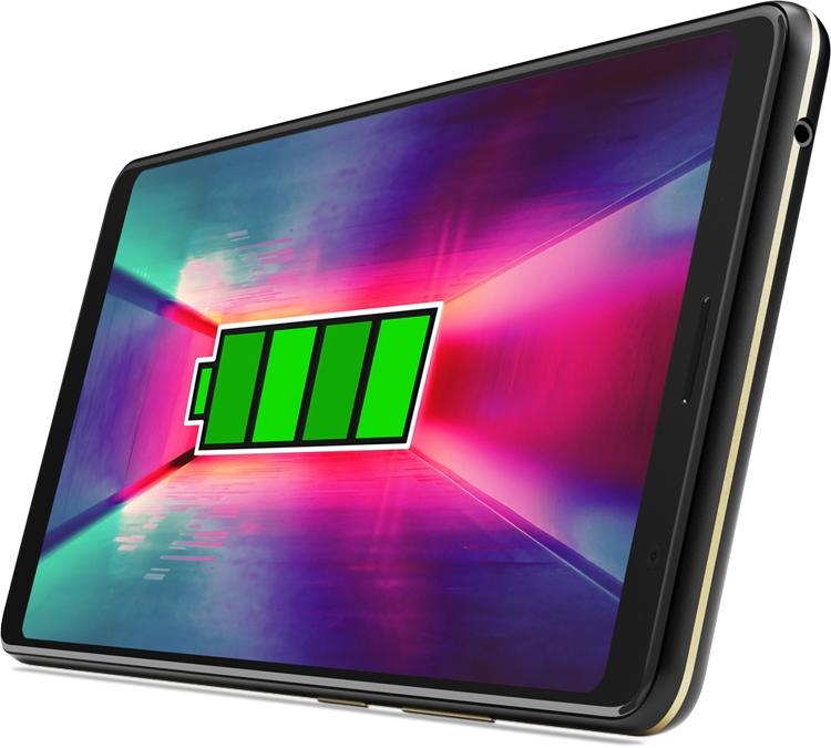 fe566114fad4f В основе аппарата — процессор Qualcomm Snapdragon 450. Чип содержит восемь  вычислительных ядер ARM Cortex-A53 с тактовой частотой до 1,8 ГГц, ...