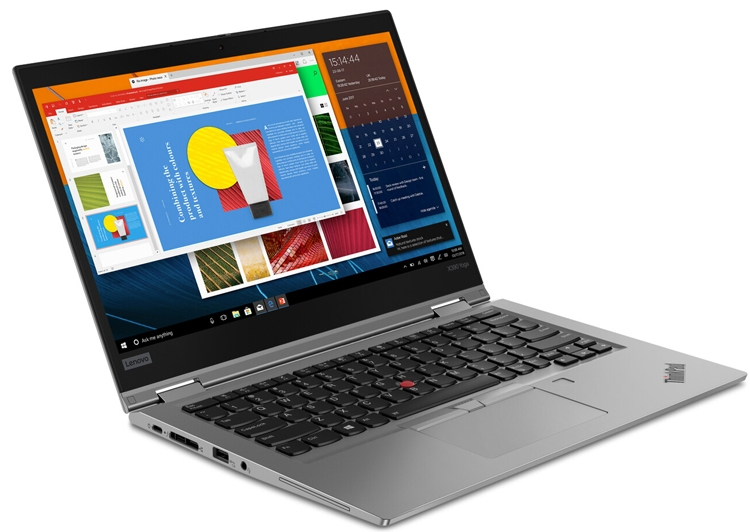 MWC 2019: ноутбук-трансформер Lenovo ThinkPad X390 Yoga для профессионалов""