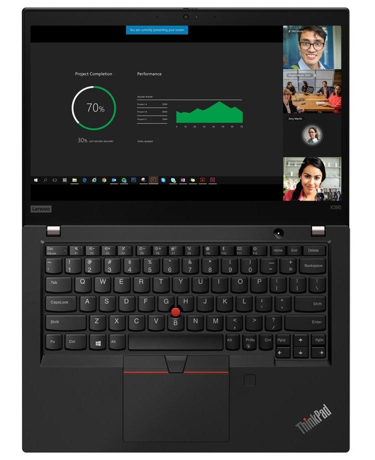 """MWC 2019: новые ноутбуки Lenovo ThinkPad для бизнес-пользователей"""""""