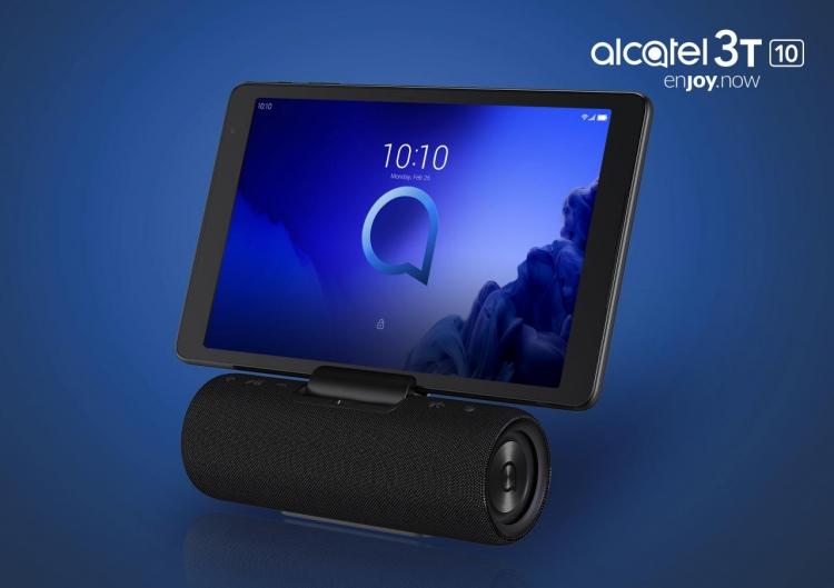 """Alcatel 3T 10 — как превратить планшет в Google Home Hub, переплатив втрое"""""""