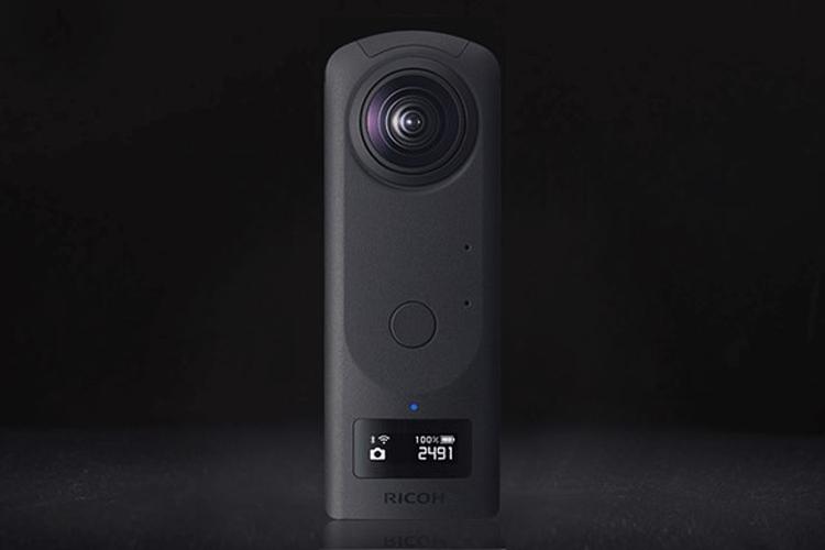 "Ricoh Theta Z1: камера за $1000 для панорамной 4К-видеосъёмки"""