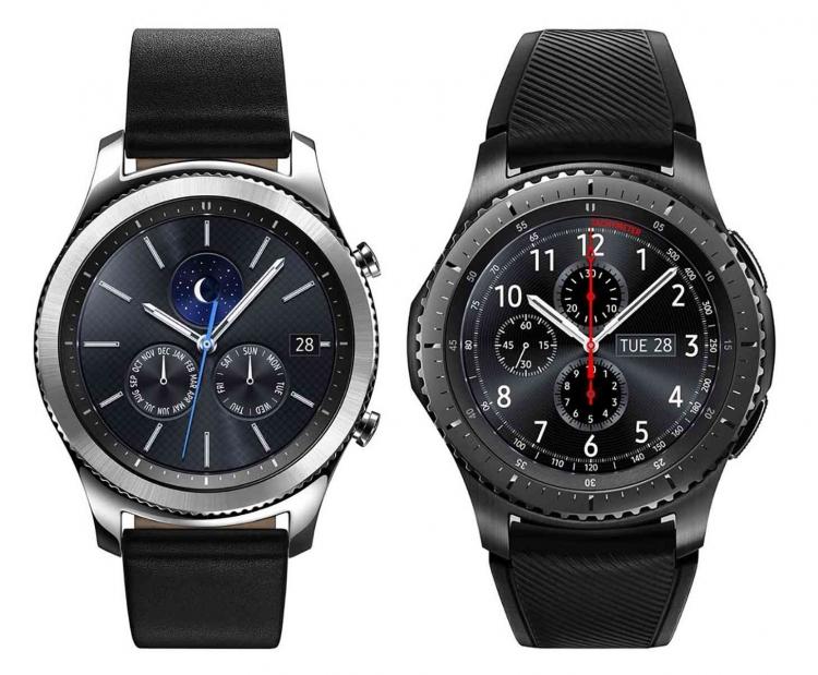 """Swatch Group подала в суд на Samsung из-за циферблатов умных часов"""""""