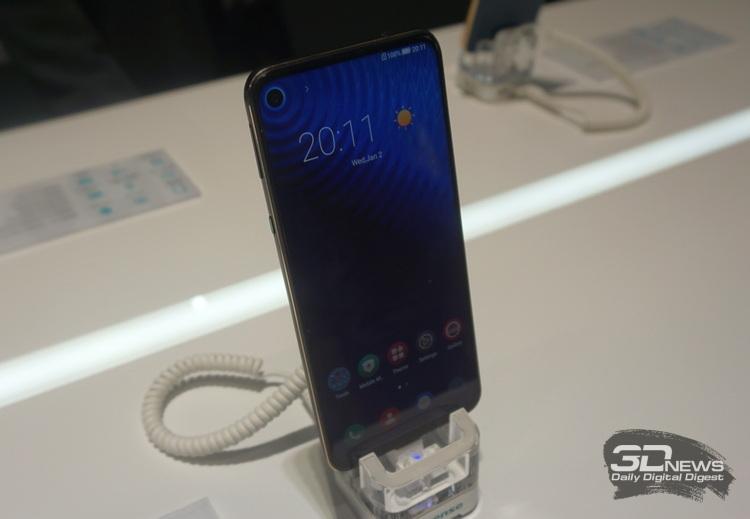 """MWC 2019: новые смартфоны Hisense, которые появятся в России"""""""