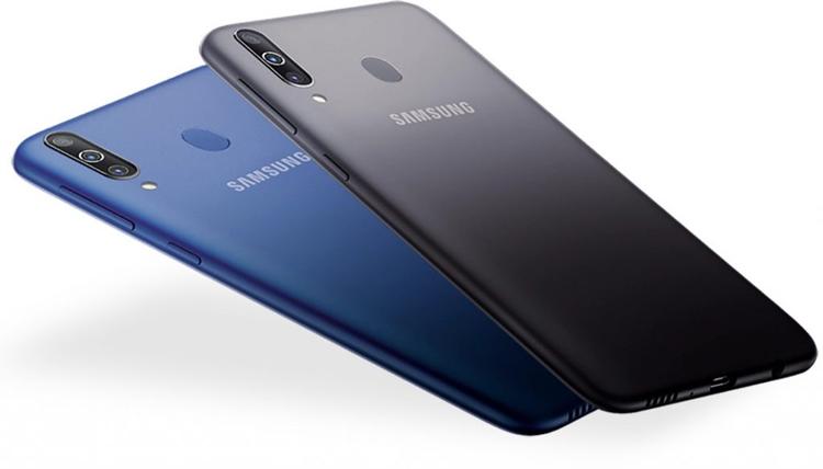 """Дебют Samsung Galaxy M30: смартфон-середнячок с тройной камерой"""""""