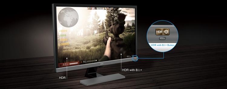"""Мониторы BenQ EW3270U и BenQ EW277HDR с поддержкой Eye-care позаботятся о вашем зрении"""""""