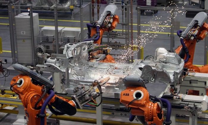 """В 2018 году компании США побили рекорд по установке роботов для работы"""""""