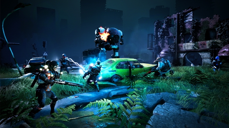 "Mutant Year Zero: Road to Eden попрощалась с Denuvo и получила бесплатную демоверсию"""