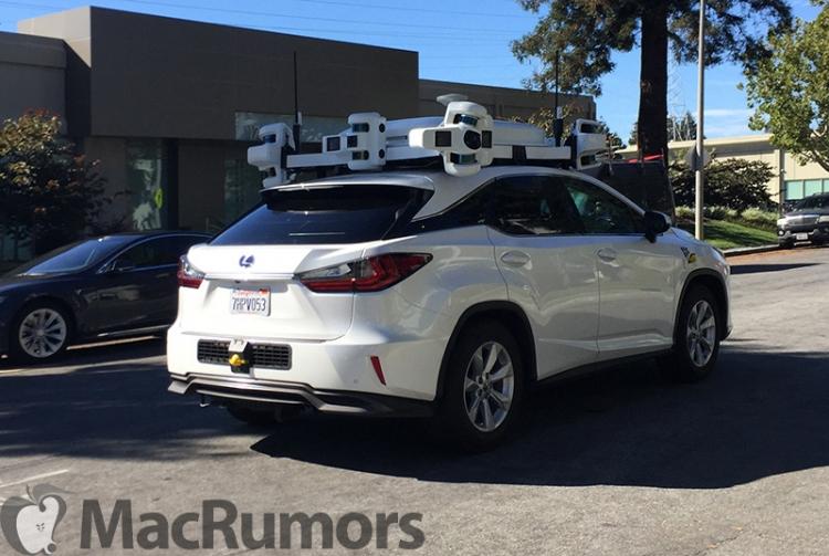 """Apple подтвердила увольнения в проекте по разработке самоходного автомобиля"""""""
