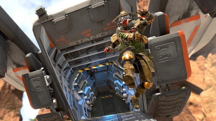 """Слухи: следующим бойцом в Apex Legends станет мобильный солдат Октан"""""""