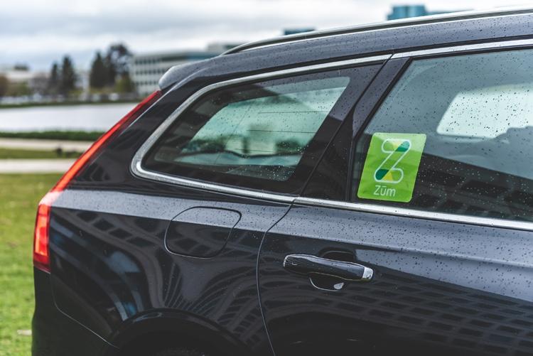 """Volvo поможет в развитии детского райдшерингового сервиса Zūm"""""""
