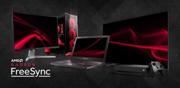 "AMD намерена активнее продвигать FreeSync 2 HDR, в том числе в рознице"""