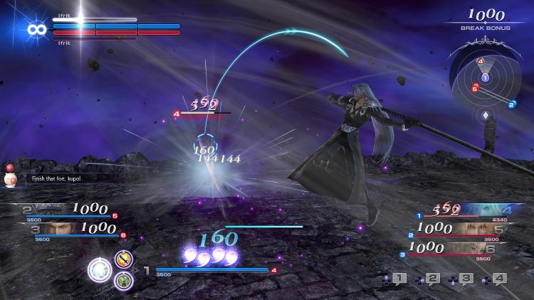 """Бесплатная версия файтинга Dissidia Final Fantasy NT скоро выйдет на ПК и PS4"""""""