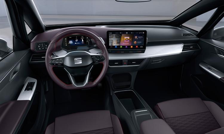 """Электрический концепт-кар Seat el-Born готовится к выходу на рынок"""""""