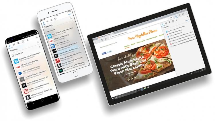 """Браузер Microsoft Edge на Android получил режим«картинка в картинке»"""""""