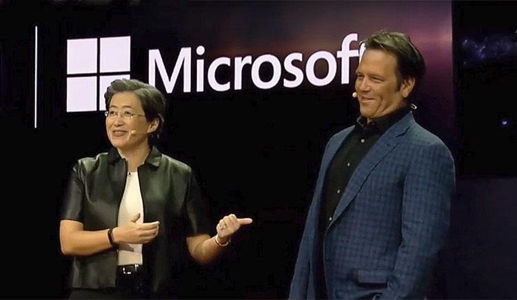 """Видеокарты AMD Radeon нового поколения обзаведутся поддержкой Variable Rate Shading"""""""