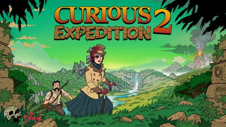 Анонсирован симулятор экспедиций Curious Expedition 2, а первая часть переберётся с ПК на консоли
