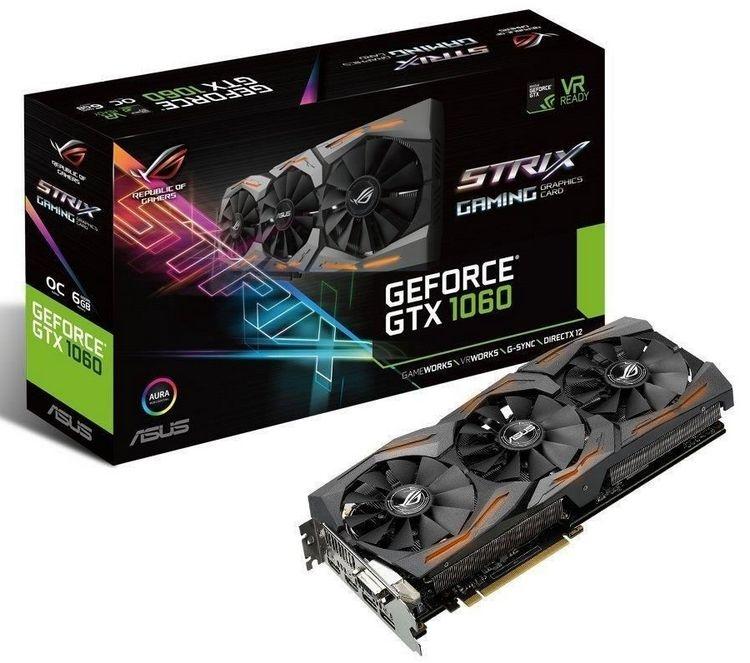"""Видеокарта GeForce GTX 1060 официально подешевела"""""""