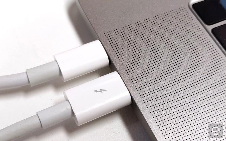 USB4 увеличит скорость передачи данных по кабелям USB Type-C до 40 Гбит