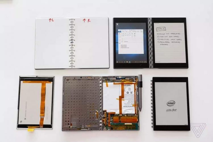 "Windows Lite предназначена для устройств с двумя экранами"""