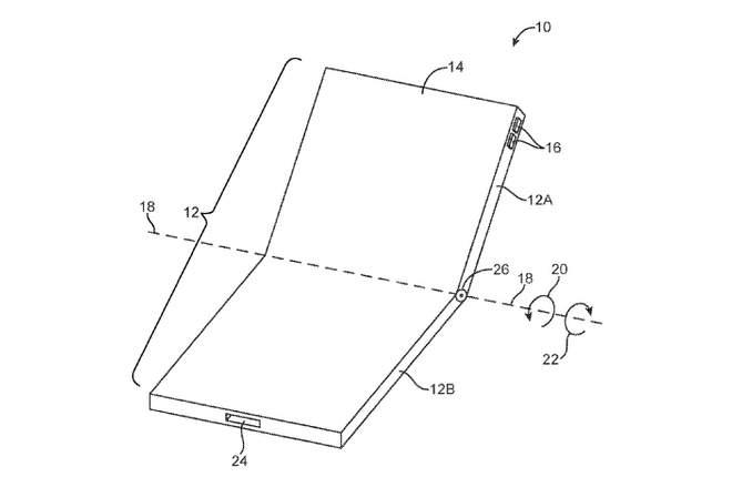 Corning приступила к разработке гибкого стекла для складных телефонов