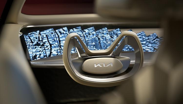 Электрокар KIA Imagine, или Куда приводит воображение