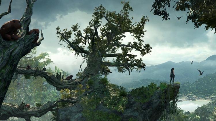 """В новом дополнении к Shadow of Tomb Raider Лара отправится к сердцу змея"""""""