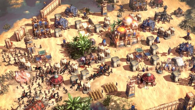 """Стратегия Conan Unconquered предложит сражения с волнами врагов на случайных картах"""""""