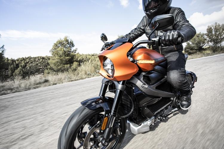 """Объявлены финальные характеристики электрического мотоцикла Harley-Davidson"""""""