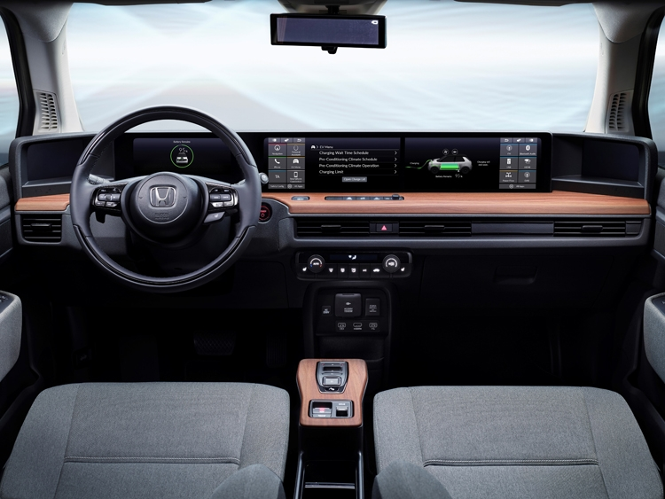 """Honda электрифицирует все автомобили для европейского рынка"""""""