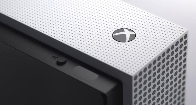 "Xbox One S All-Digital Edition: новая версия консоли Microsoft без оптического привода"""