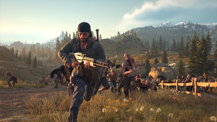 Все признаки первоклассного PS4-эксклюзива, но 30 кадров