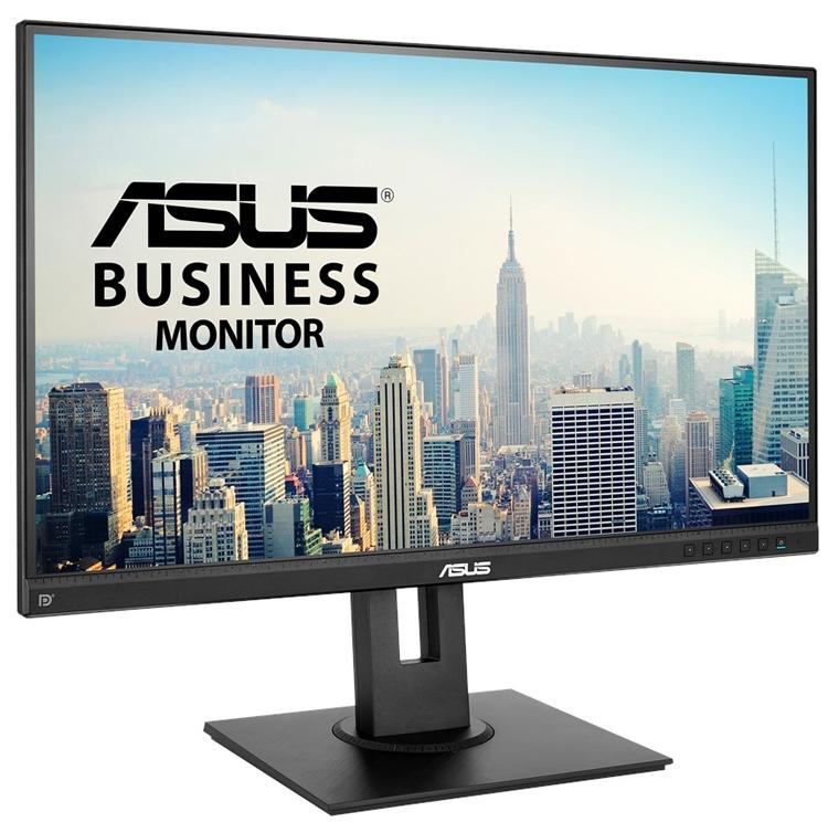 Бизнес-монитор ASUS BE279CLB оснащён портом USB Type-C