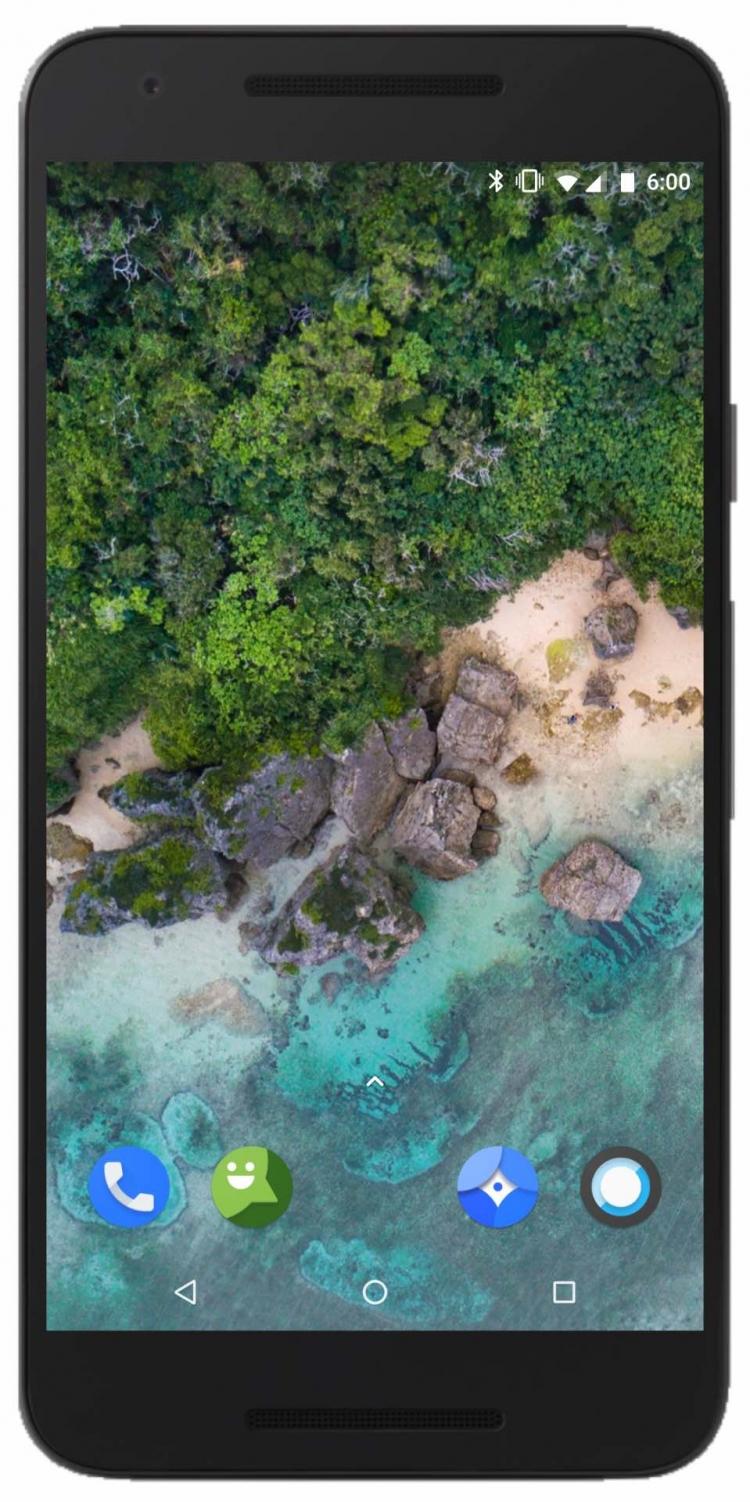"""Maru— ещё одна ОС для смартфона, которая превращает его в ПК"""""""