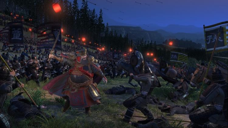 """Видео: 10 минут игры за деспотичного Дун Чжо в Total War: Three Kingdoms"""""""