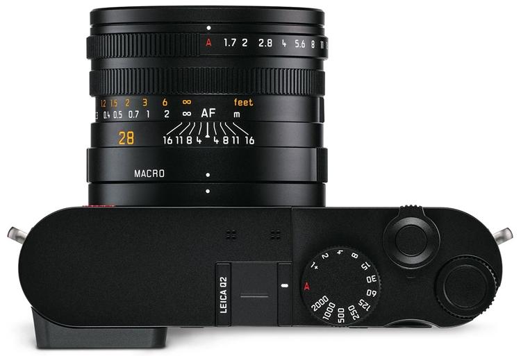 """47,3-Мп сенсор и поддержка 4K-видео: фотокамера Leica Q2 стоит $5000"""""""