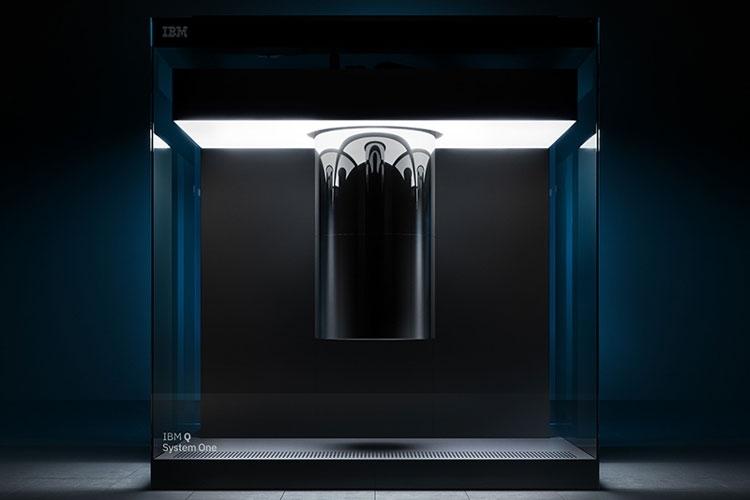 20-кубитовая система IBM Q System One