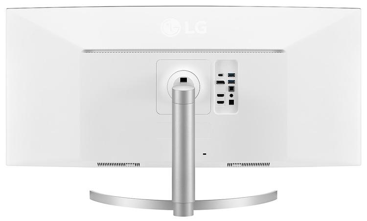 """Изогнутый монитор LG 34WK95C-W наделён портом USB Type-C"""""""