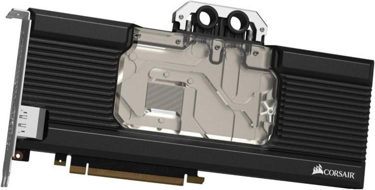 Corsair XG7 RGB для GeForce RTX 2080 Ti