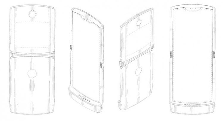Внешний экран и уникальные функции: новые детали о гибком смартфоне Motorola Razr