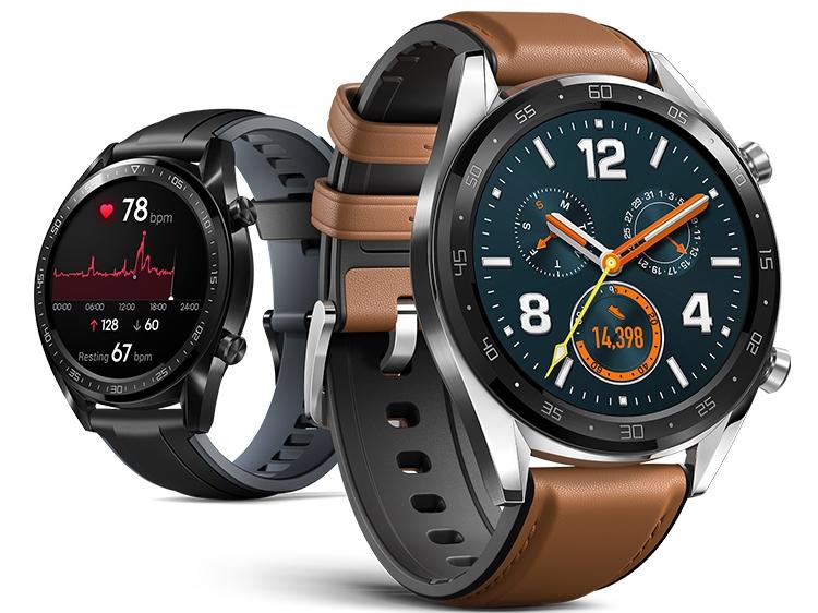 """У смарт-часов Huawei Watch GT появятся версии Active и Elegant"""""""