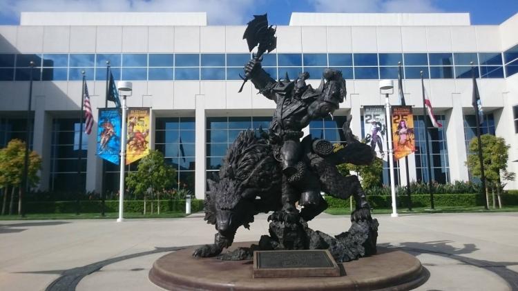 """В рамках последней волны увольнений Blizzard сократила 209 сотрудников"""""""
