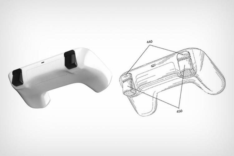 Патент Google показывает возможный дизайн игрового контроллера её потокового сервиса