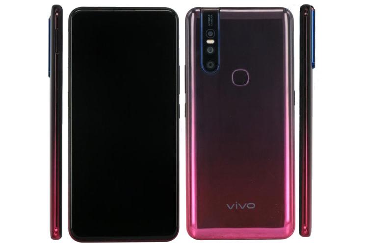 Vivo представит смартфон S1 с четырьмя камерами и чипом MediaTek Helio P70