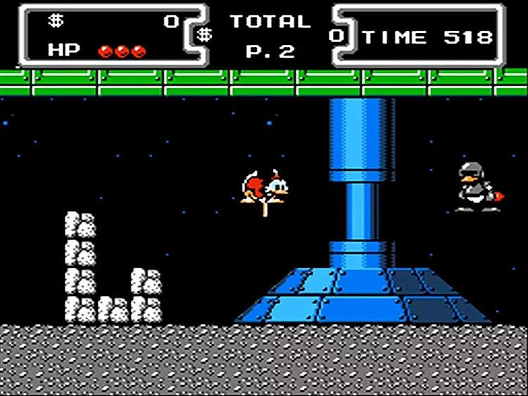 """Лунная музыкальная тема из «Утиных историй» для NES стала песней 30 лет спустя"""""""