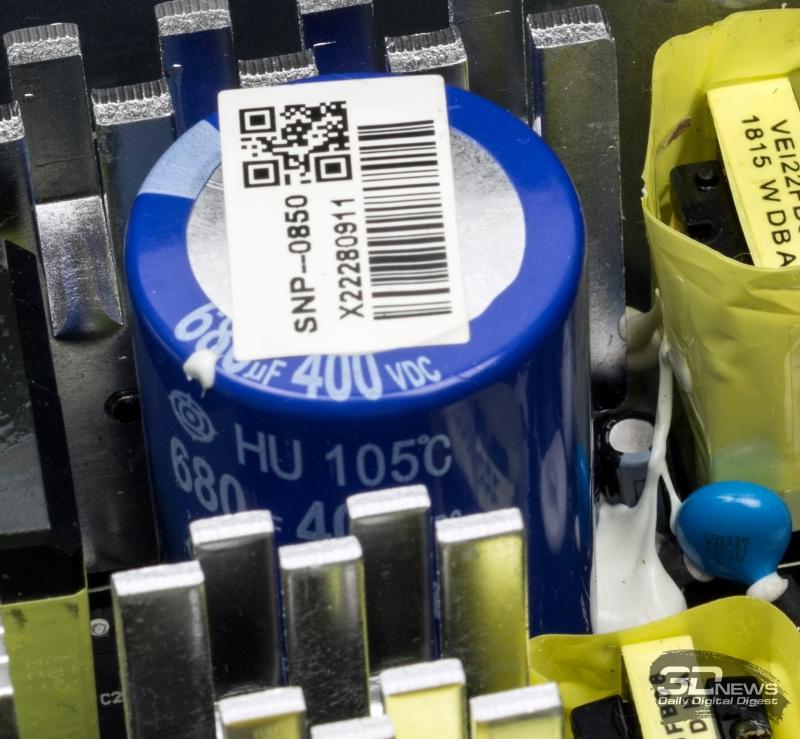 Обзор блока питания NZXT E850: умный «фокус»