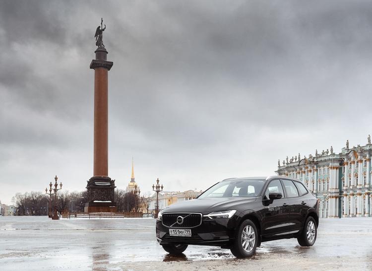 """В каршеринге «Яндекс.Драйв» появятся автомобили Volvo"""""""