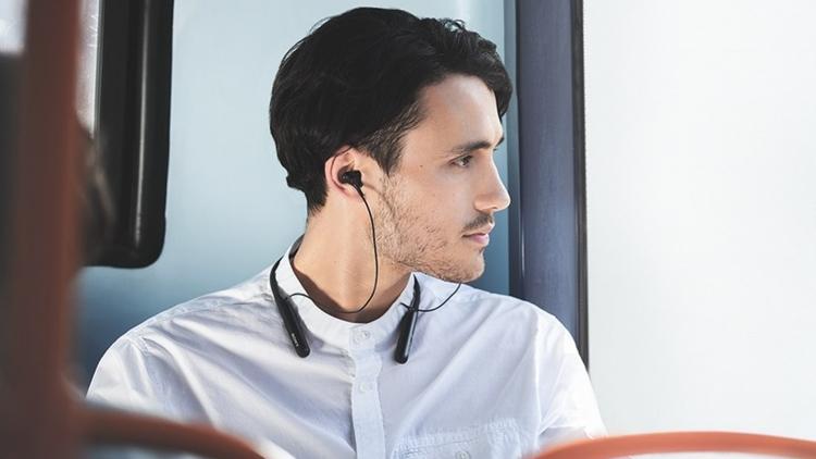 """Беспроводные наушники Sony — мобильность, высокое качество звука и эффективное шумоподавление"""""""