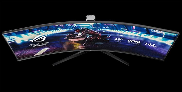 """Игровой монитор ASUS ROG Strix XG49VQ обойдётся в 1300 долларов США"""""""