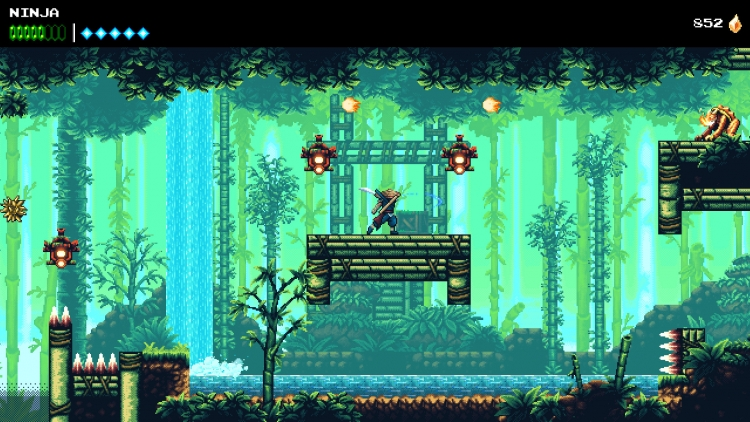 PS4-релиз платформера The Messenger назначен на 19 марта