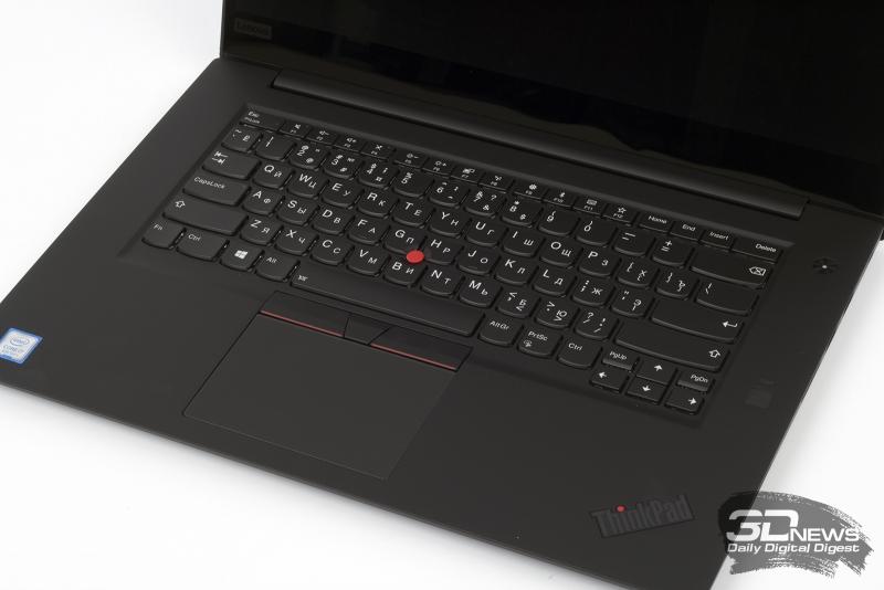 Обзор ноутбука Lenovo ThinkPad X1 Extreme: классика с новым «движком»